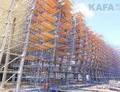 Строительство нового аэропорта «Симферополь» подошло к своему «экватору» (фото):фоторепортаж