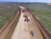 В Крыму строительство «Тавриды» и ремонт дорог будут показывать по телевидению