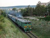 КЖД переходит на летний график движения поездов