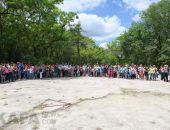 В Феодосии провели квест «Счастливая семья»