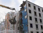 Москвичи на 90% за снос кварталов пятиэтажек