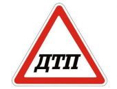 В Крыму близ Симферополя произошло ДТП с участием двух легковых авто, два человека травмированы