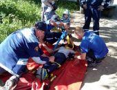 В Крыму во время Крестного хода на Чатыр-Даг травмировался ребенок и заблудилась группа паломников (фото)