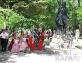 Феодосия отметила день рождения Пушкина (видео)