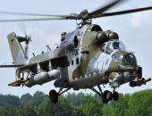 В Крыму воинская часть армейской авиации получит транспортно-боевые вертолеты Ми-35