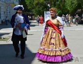 В Феодосии прошел торжественный обед в честь Екатерины II