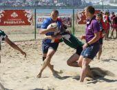 Сборная Крыма по пляжному регби вышла в финал чемпионата России