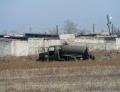 В Феодосии ассенизаторская машина сливала нечистоты