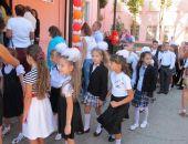 Школы в Феодосии полностью заполнены