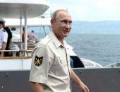 В субботу Путин собирается приехать в Крым и посетить Артек