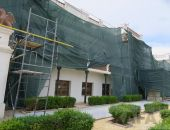 В Феодосии ремонт галереи Айвазовского скоро закончится