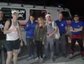 В горах Крыма за сутки спасены 8 туристов