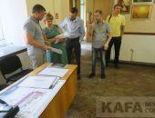 Феодосийцам представили проекты благоустройства городской среды