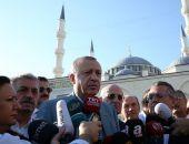 Президент Турции Эрдоган сегодня потерял сознание в мечети во время утренней молитвы