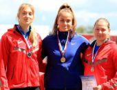 Крымчанка Алёна Белякова стала чемпионкой России в метании диска