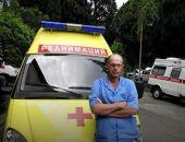 На АЗС в Крыму избили водителя «скорой помощи», который вёз ребёнка в больницу