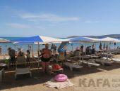 Городские пляжи Феодосии готовы к приему отдыхающих
