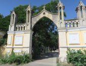 Экскурсия по старому кладбищу Феодосии