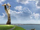 У моста через Керченский пролив установят памятник в честь присоединения Крыма к России
