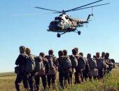 Замминистра обороны проверил боеготовность войск ВДВ в Крыму