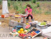 В Феодосии продолжают борьбу со стихийной торговлей