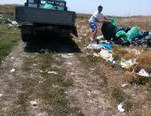 В Крыму нашли более сотни стихийных свалок