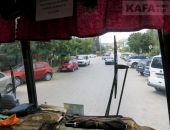 В Феодосии на работу общественного транспорта жаловаться стали меньше