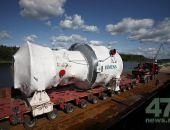 В Крым доставили две турбины Siemens для строящихся в Симферополе и Севастополе ТЭС