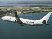 У побережья Крыма снова заметили американский самолёт-разведчик