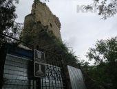 Противоаварийные работы на башне Константина идут своим чередом