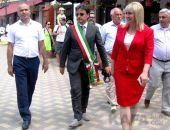 В Феодосию прибыла делегация из Италии (видео)