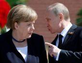 Меркель отказалась выступать посредником между Трампом и Путиным