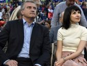 Супруга Аксёнова рассказала, как познакомилась со своим будущим мужем