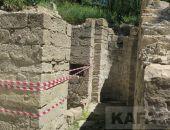 Под Судаком продолжаются раскопки древнего армянского храма:фоторепортаж