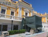 В Феодосийской картинной галерее Айвазовского ремонтных работ осталось на 5 дней:фоторепортаж