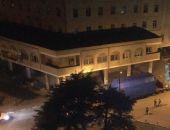 Турбину для строящейся в Крыму Симферопольской ТЭС вывезли ночью из Феодосии (фото)