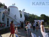 В Феодосии открылся «Замок Чая» (видео)