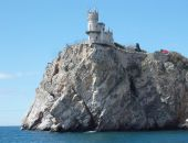 Символ Крыма дворец-замок «Ласточкино гнездо» отреставрируют до конца года