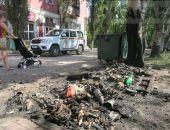 В Феодосии ночью вандалы разгромили Юбилейный парк:фоторепортаж