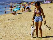 85% курортников в Крыму довольны своим отдыхом, средний возраст курортника - 40 лет