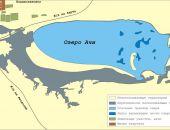 Озеро Ачи под Владиславовкой попало в список заповедных территорий