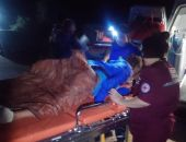 Под Солнечной долиной МЧС спасло женщину, которая из-за приступа болезни не могла дойти домой