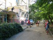 Сегодня в Феодосии на Крымской искали взрывчатку:фоторепортаж