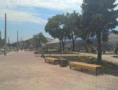 Остановка на площади перед Центральным рынком Симферополя появится только зимой