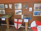 Средневековая выставка «Взгляд сквозь века» в Феодосии