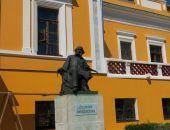 Памятник Айвазовскому защитили от коррозии