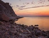 Рассвет на маяке:фоторепортаж