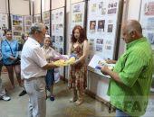 В Музее древностей открылась выставка «Художники и банкноты»