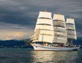 28 июля в порт Феодосии зайдет парусное судно «Херсонес»