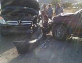 В Крыму на автодороге Судак – Коктебель при лобовом столкновении двух авто пострадали три человека (фото)